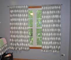 Green Curtains For Nursery Elephant Curtains For Nursery Design Ideas Elephant Curtains For