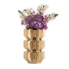 Violet Vase Vase