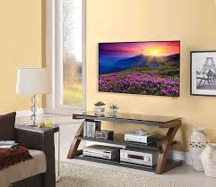 Living Room Wall Designs To Put Lcd Amazon Com Mounting Dream Md2163 K Fixed Tv Wall Mount Bracket