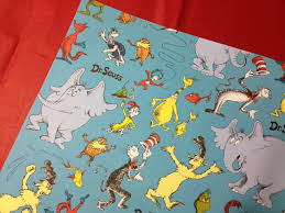 dr seuss wrapping paper dr seuss cup of judy