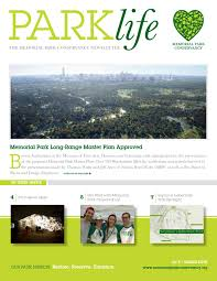 westside lexus northside lexus mpc newsletter spring 2015 by memorial park conservancy issuu