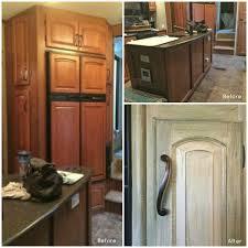 Kitchen Furniture Rv Kitchen Cabinets by Rv Cabinet Update Modern Masters Cafe Blog