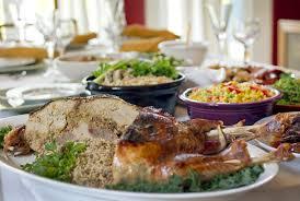 cajun thanksgiving feast