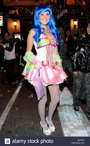 Katy Perry Costume Katy Perry Costume Annual Halloween On Church Street The Block