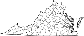 Virginia Map Cities by File Map Of Virginia Counties And Cities Svg Wikimedia Commons