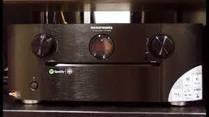 home theater power amplifier marantz av7702 mkii 7 1 ch processor u0026 mm7055 5 ch power amplifier