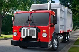 new peterbilt trucks peterbilt expands refuse truck lineup truck news