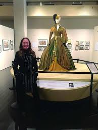 Gone With The Wind Curtain Dress Touching History The Word Online