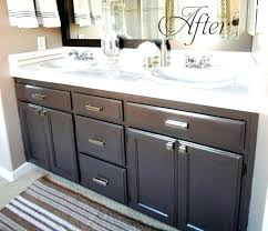 bathroom cabinets painting ideas gray painted bathroom cabinets image of luxury painting bathroom