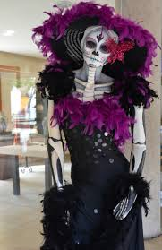 catrina skull costume google search halloween pinterest
