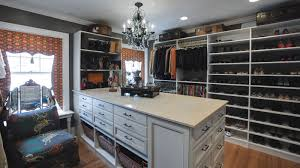 custom walk in closet remodel drury design