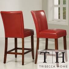 these counter height dining room chairs make an elegant addition