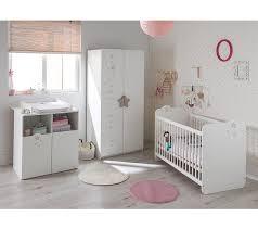 but chambre bebe lit bébé 60x120 cm celeste lits but