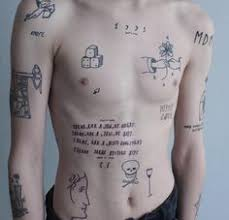 image result for lil peep tattoos lovlies