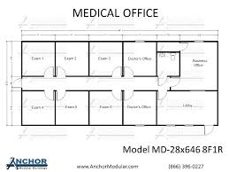 Office Floor Plans Templates Custom Modular Building Floor Plans
