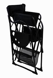 Hoohobbers Rocking Chair Pacific Import Tuscany Pro Tall Folding Makeup Chair