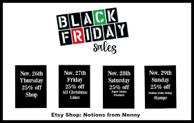 erin condren black friday sale notions from nonny 2015