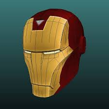 iron man helmet papercraft marvel vs capcom 3 tektonten