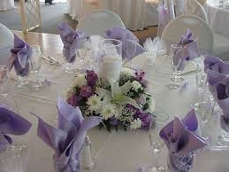 Table Decorations For Funeral Reception Best 25 Purple Wedding Centerpieces Ideas On Pinterest Purple