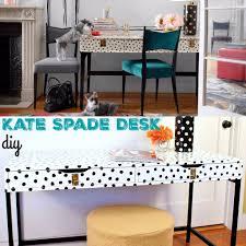 kate spade desk clock ikea hack kate spade desk