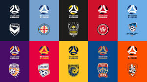 2017 Color Palette by All New Hyundai A League 2017 Logo Revealed Soccerkp Soccer Store