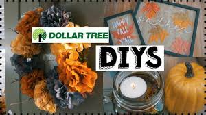 Dollar Tree Decorating Ideas Diy Fall Dollar Tree Decor 3 Fall Diy Decor Ideas Easy