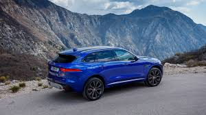 jaguar car wallpaper blue jaguar f pace 2017 car hd wallpaper hd wallpapers