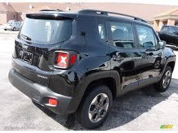 black jeep 2016 2016 black jeep renegade sport 4x4 112149539 gtcarlot com car