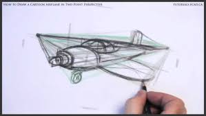 how to draw a cartoon plane learn how to draw free
