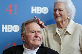 president george h w bush wife condemn jewish threats u2013 houston