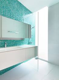 7 bathrooms that make a statement with bold colors contemporist