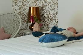 gute matratze besser schlafen auf hongi salon mama
