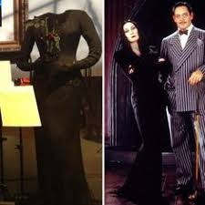Addams Family Costumes Halloween Addams Family Costumes Hollywood Costume Exhibit
