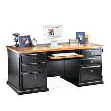solid wood writing desk with hutch computer writing desk library table solid wood office solid wood