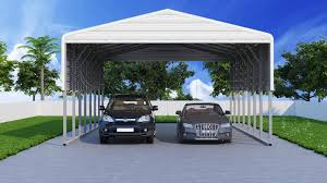 22x36 custom metal carport