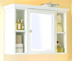bathroom cabinet replacement shelves medicine cabinet with shelf underneath small white bathroom wall