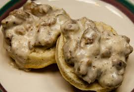 vegetarian biscuits and sausage gravy lower in salt youtube