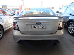 2011 ford falcon xr6 act motor traders