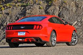 review of 2015 ford mustang 2015 ford mustang review autoweb