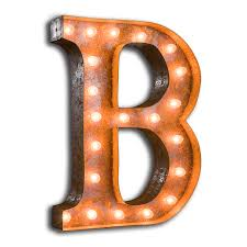 Metal Letters Home Decor Decor Lighted Marquee Letters For Home Decor Ideas With Metal