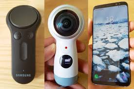 Latest Electronic Gadgets by Galaxy S8 Gear Vr And Gear 360 U2013 The Latest Gadgets From Samsung