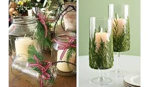 Decorate A Mason Jar For Christmas by Decorating With Christmas Glass Jars U2013 Adorable Home