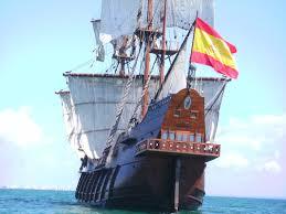 el galeon andalucia spanish replica ship comes to kingston