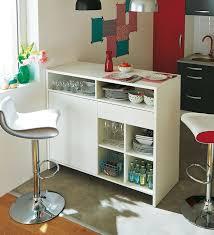 bar comptoir cuisine meuble de cuisine qui fait bar idée de modèle de cuisine