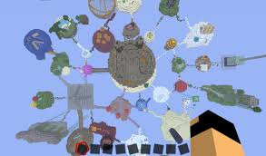 Minecraft Pe How To Download Maps Skypvp Map Download Skypvp Map Minecraft Project