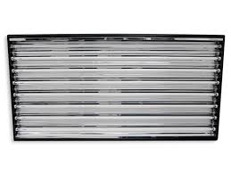 yield lab complete 54w t5 eight bulb fluorescent grow light panel