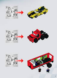 lego cruncher block racer instructions 8160 racers