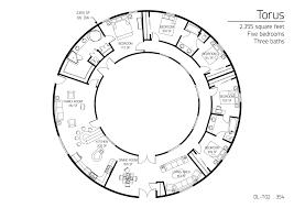 floor circular home floor plans
