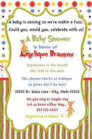 Dr Seuss Baby Shower Invitation Wording - love this idea dr suess baby shower diaper raffle instant by