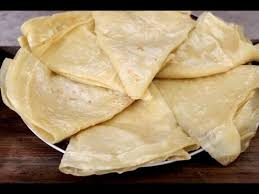 cuisine djouza recette de trid rougag crepes fines algeriennes how to